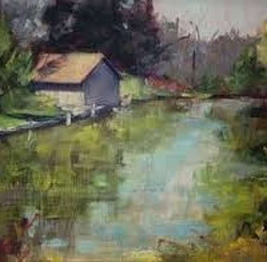 """Boathouse Impression"""
