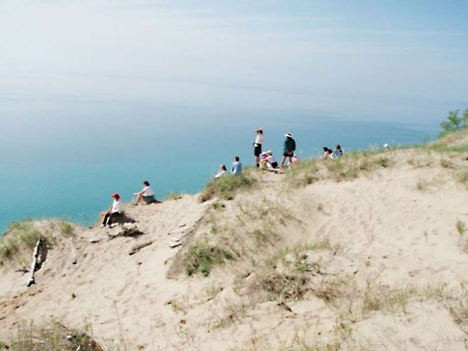 The Arcadia Dunes attract visitors from all over the world.