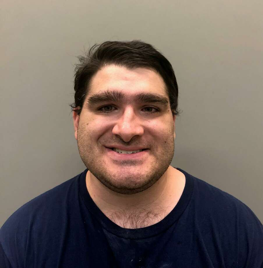 Geoffrey DeMatteo of North Branford Photo: Rhode Island State Police /