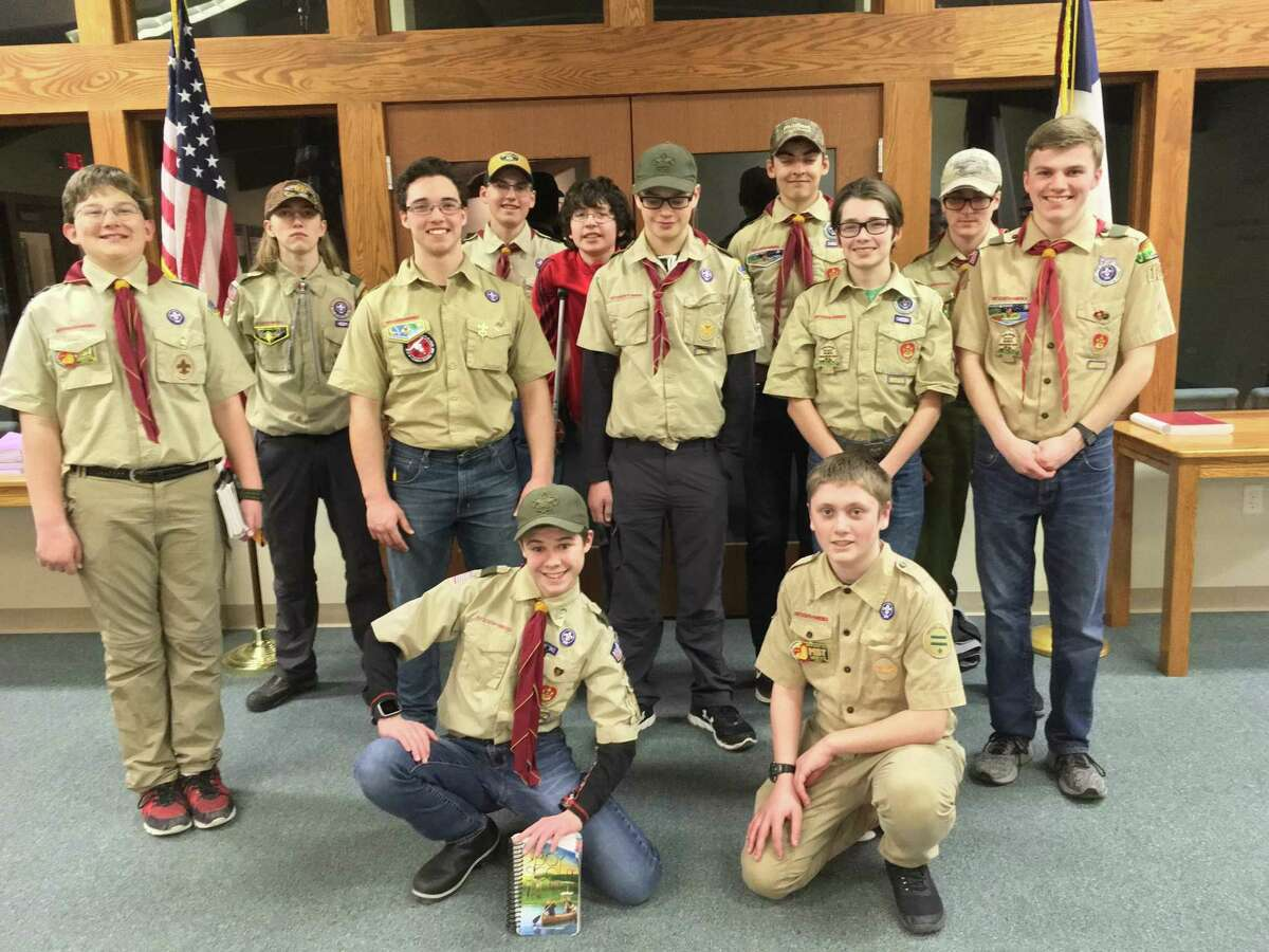 Boy Scout Troop No. 10 plans to journey to Sitka, Alaska, this summer. (Courtesy photo)