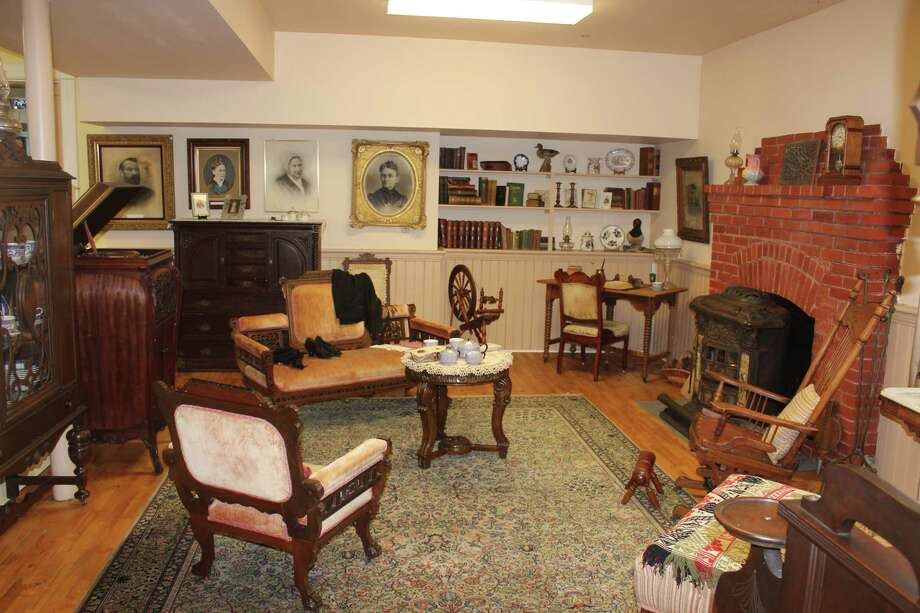 The museum featured several rooms furnished to fit specific eras it honors. (Photo/Robert Myers)