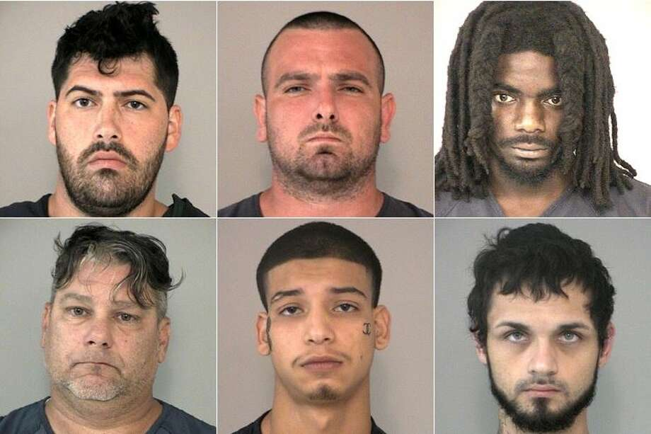 "PHOTOS: ""Operation Freedom' mugshotsA joint investigation conducted local, state and federal agencies yielded 64 human trafficking-related arrests during the month of July in the Fort Bend County area.>>>See mugshots of the accused... Photo: Fort Bend County District Attorney's Office"