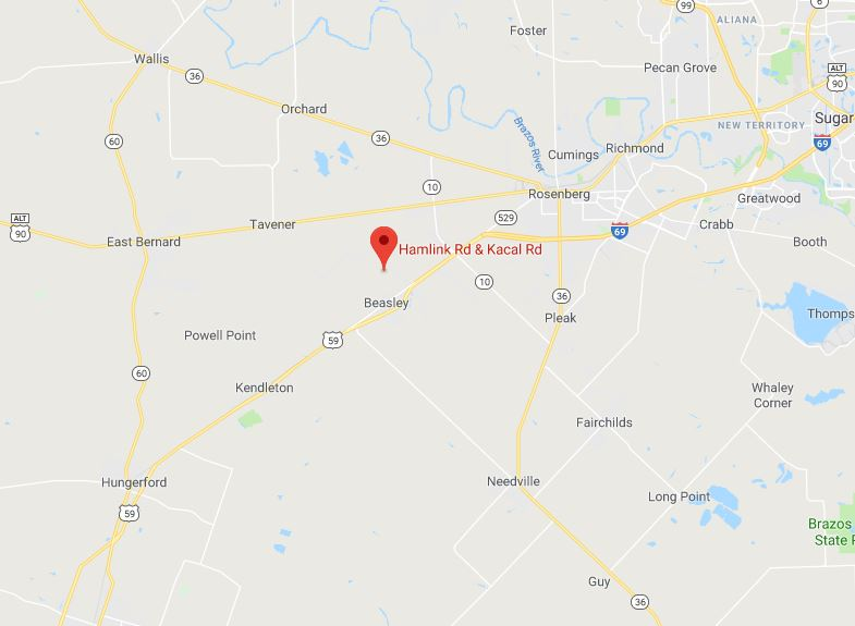 Tractor explodes after hitting gas line in Fort Bend County, officials said