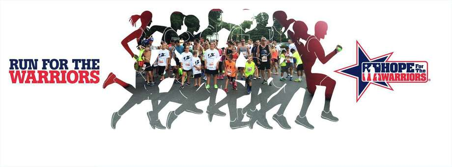 On Sunday, Aug. 18, the 10th annual Sunset Run for the Warriors will take place in Shelton. Photo: Contributed Photo.