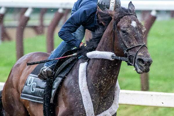 Tax puts in strong work Friday at Saratoga - ExpressNews com