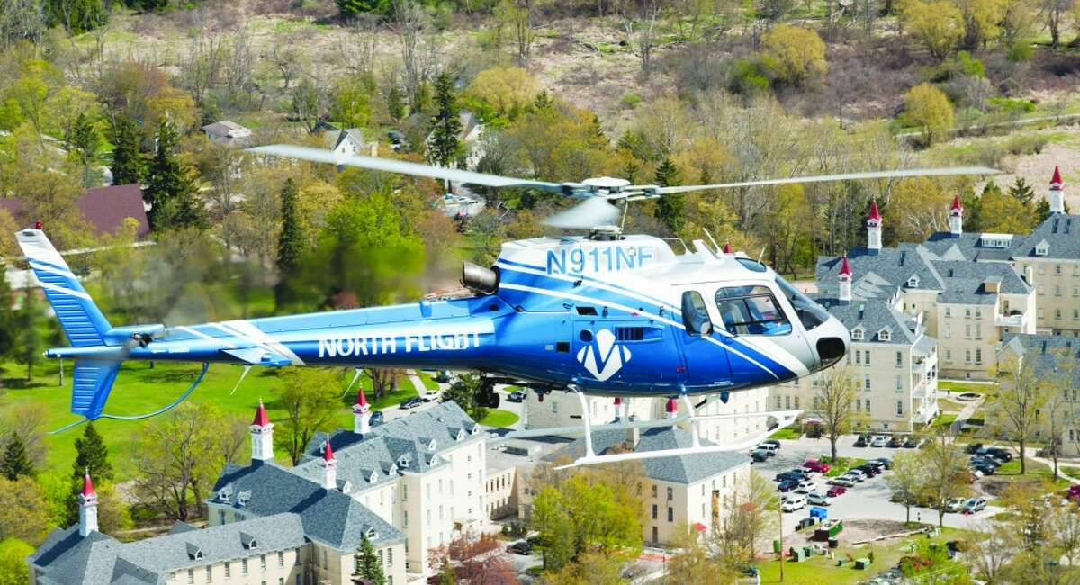 HELICOPTER SERVICE: Accreditation by CAMTS means that North Flight meets the industry established criteria for quality patient care and rotor-wing, fixed-wing and ground transports. (Courtesy photo)