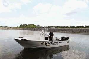 With the growth of boating on Lake Conroe, Montgomery County commissioners took steps to keep the waters safe by purchasing a new patrol boat for the Precinct 1 Marine Division.