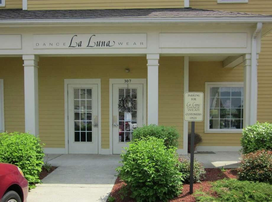 La Luna Dancewear at 33 Bullet Hill Road in Southbury, Conn. Photo: La Luna Dancewear / Facebook