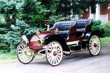 The 1911 Model F stamped with serial number F754 was built as a passenger vehicle for Chase himself.