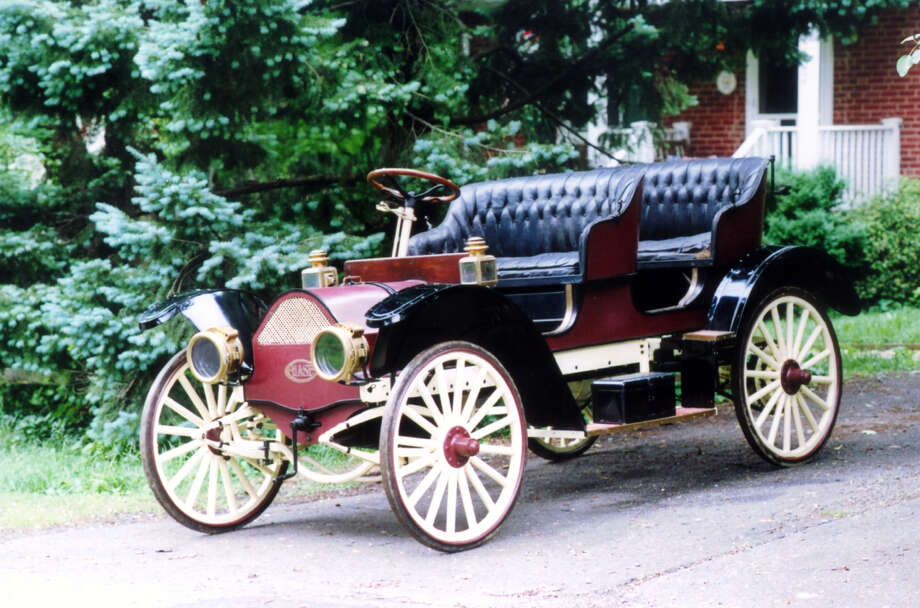 The 1911 Model F stamped with serial number F754 was built as a passenger vehicle for Chase himself. Photo: Motor Matters