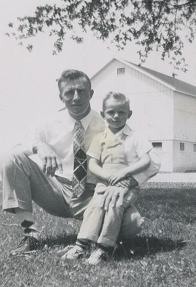 Henry J. Kuiper, farmer and father of three broadcasters, dies at 94