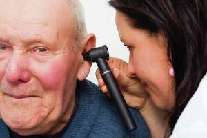 Hearing loss can be caused by varied things including aging, disease and loud noises.