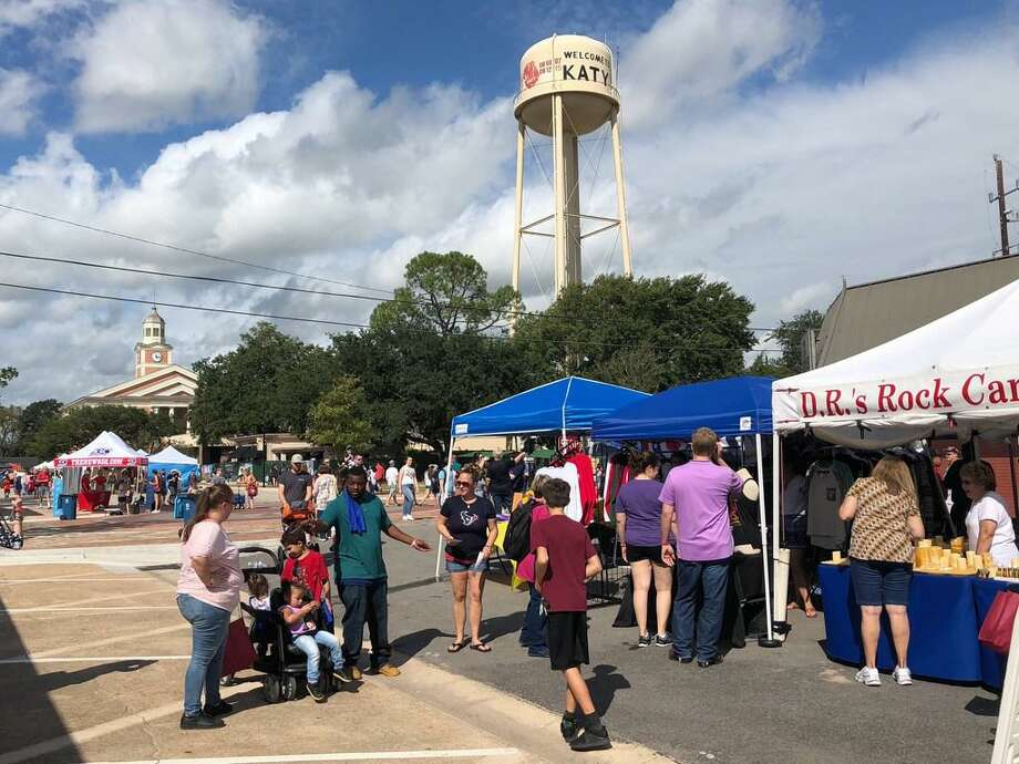 Vendor registration for the 2019 Katy Rice Festival has been extended to Aug. 30. The festival is presented by the City of Katy and Rotary Club of Katy. The festival will be Oct. 11-13 in downtown Katy. Visit https://docs.wixstatic.com/ugd/a1e844_ 594e4ba7676c4adeaa1da8d7a263428b.pdf to register as a vendor or call 281-391-4800 for information.