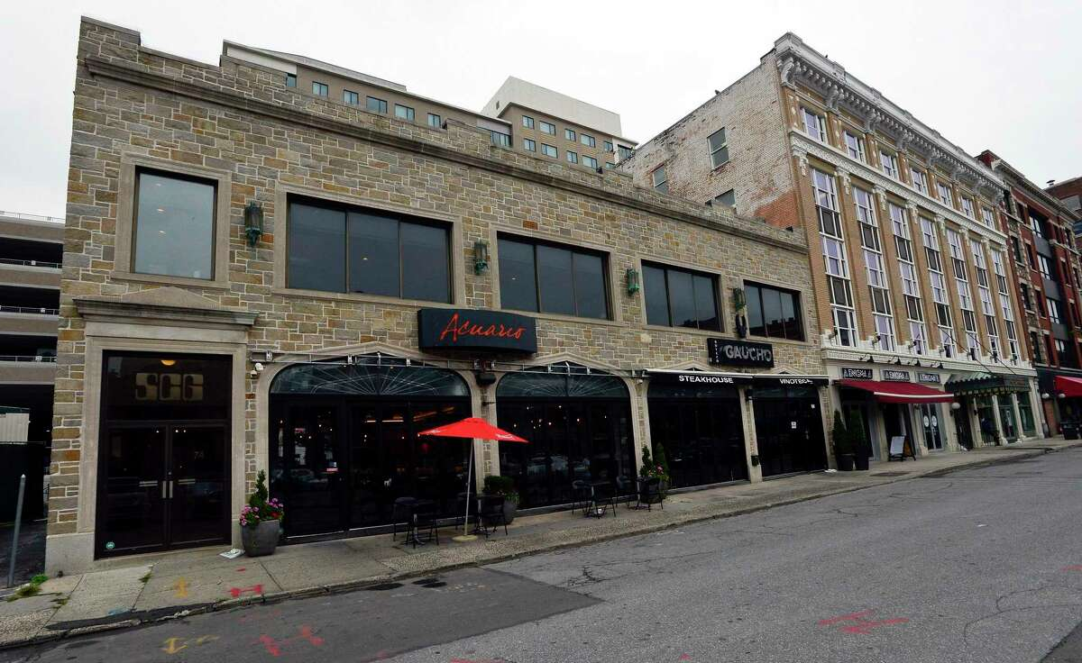 Acuario and Gaucho will be taking part in Stamford Restaurant Weeks, which begins Aug. 19 and will run until Sept. 1.