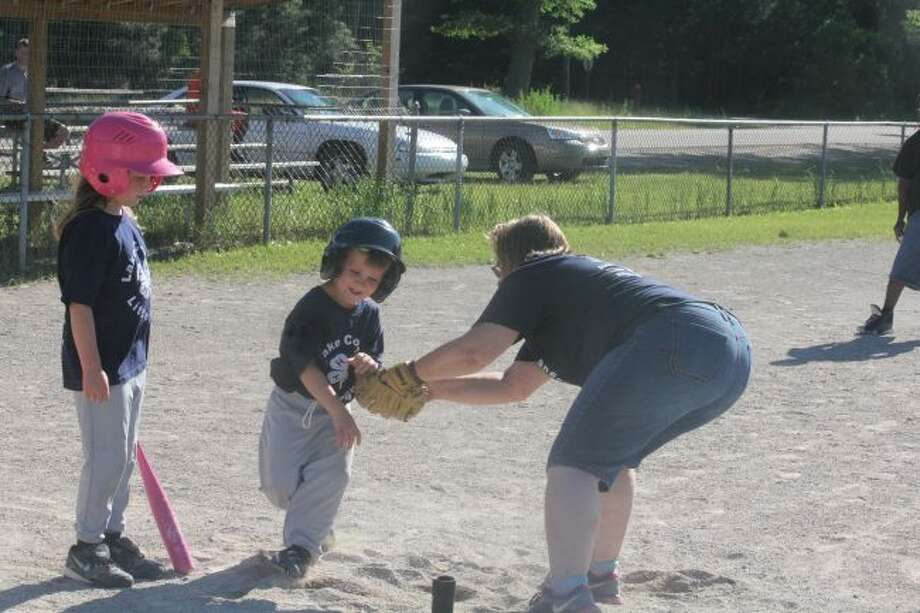 Little League practices continue.