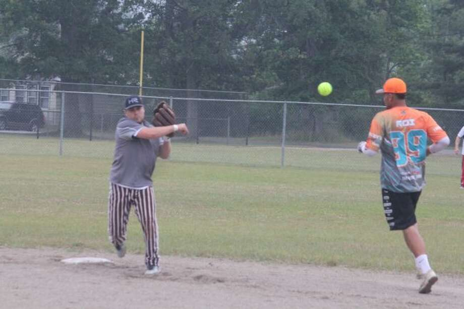 Softball action takes place this weekend at Hollister Park.