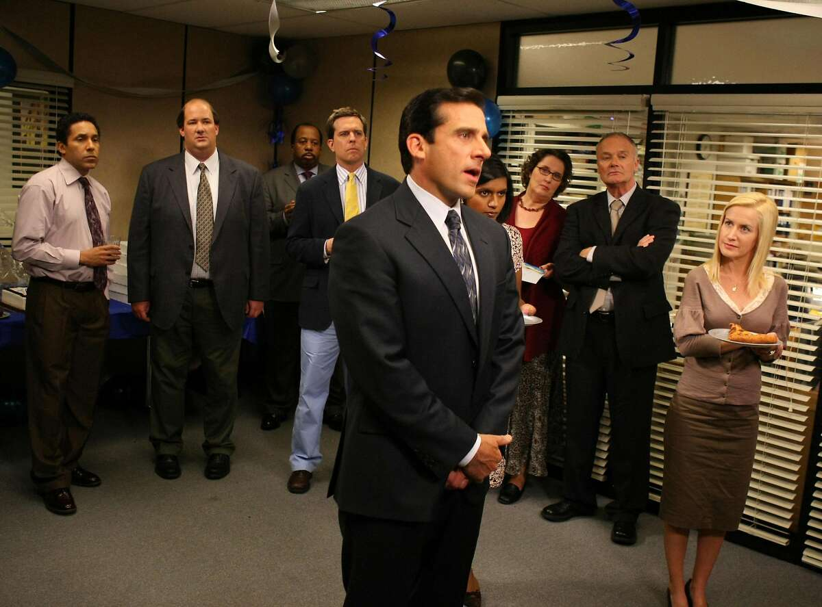 FILE - This 2007 file image originally provided by NBC Universal shows a scene from NBC's