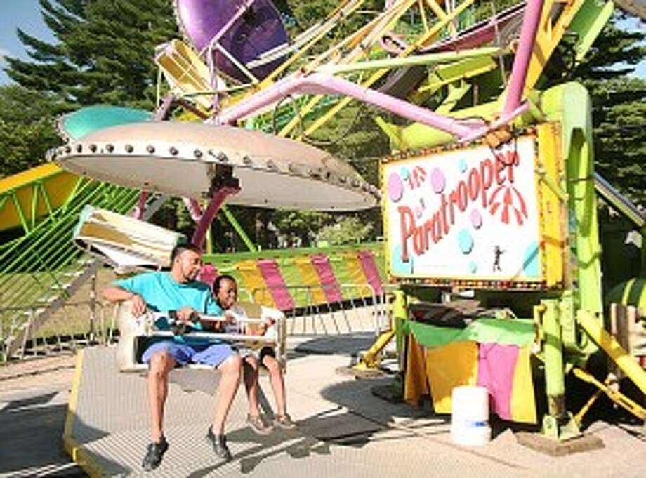 """TROUTARAMA: The 57th annual Troutarama festival is scheduled for July 17 through the 21st. The Grand Marshal for his year's even is Edie Mitchell, who served as director and festival chairman. This year's theme for the parade is """"For the Good Times,"""" which is the slogan of Mitchell's business. (Star file photo)"""
