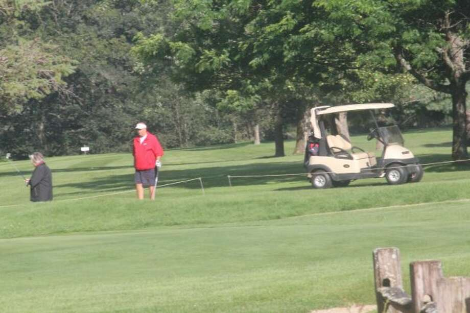 Ladies League action continues at Marquette Trails.