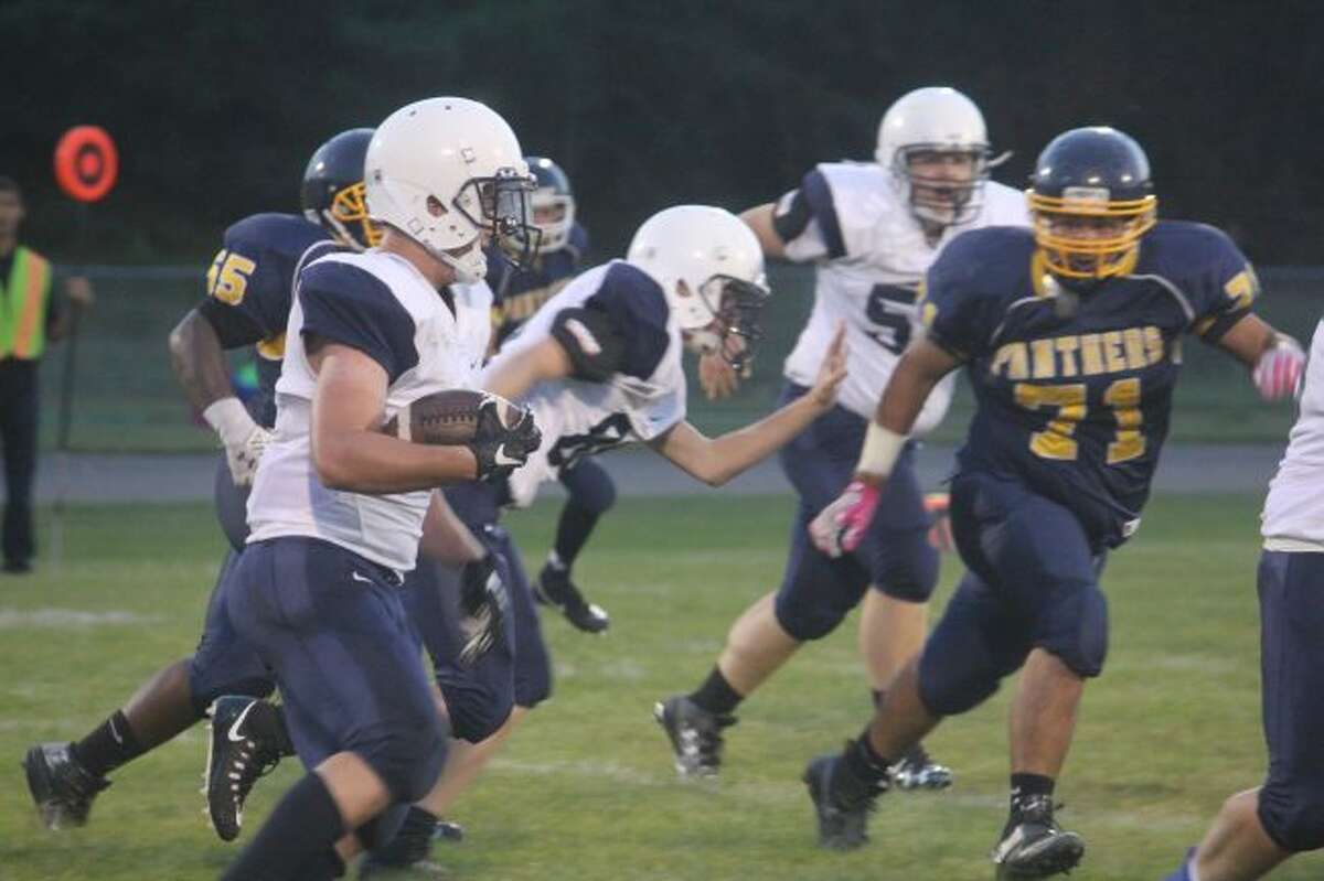 The Panthers were too much against Grand Traverse