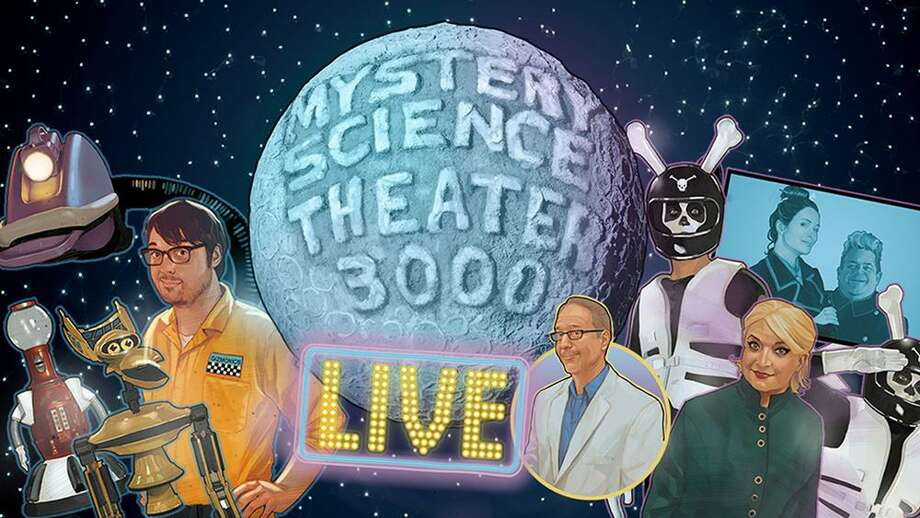 """Mystery Science Theater 3000 Live"" is headed to the Shubert in New Haven next month. Photo: Contributed Photo"