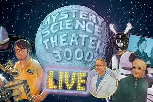 """Mystery Science Theater 3000 Live"" is headed to the Shubert in New Haven next month."