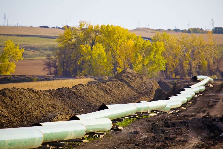 pipeline: The XL pipeline would have a dramatic effect on any land where it was constructed and selling land to allow it to be built should only be done with care. (Courtesy photo)