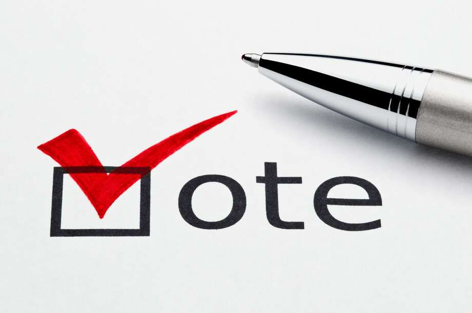 File photo of a voting logo Photo: Fotolia / Nfsphoto - Fotolia / nfsphoto - Fotolia