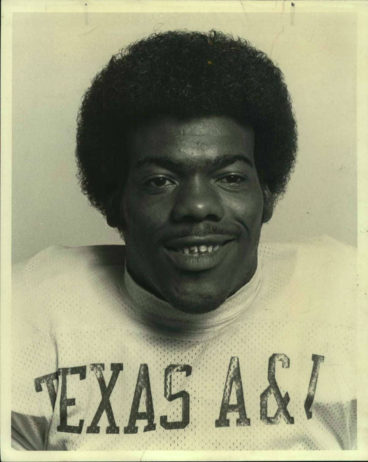 Larry Collins, running back, Texas A college football 1978