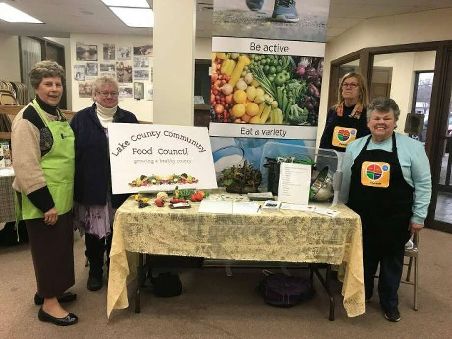 MSU Extension partners with many local organizations, such as Lake County Community Food Council. (Star file photo)