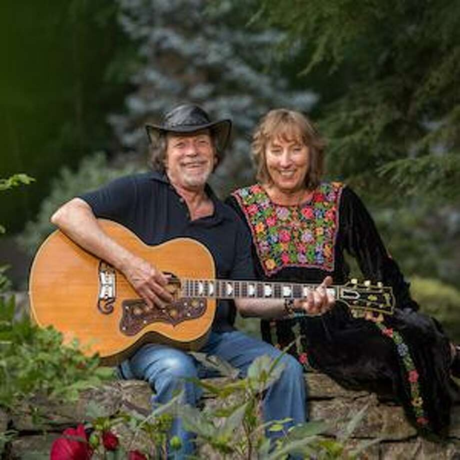 Ira and Maxine Stone will perform at Westonstock in Weston Sept. 14. Photo: Weston Historical Society / Contributed Photo