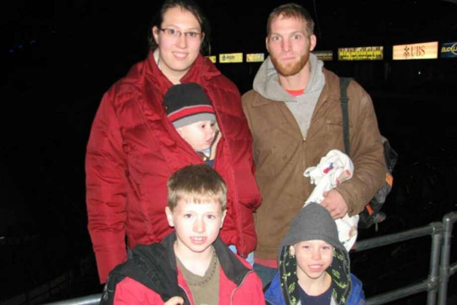 Were you seen at 2008 Dec. 18 Disney on Ice? Photo: Kristi L. Gustafson
