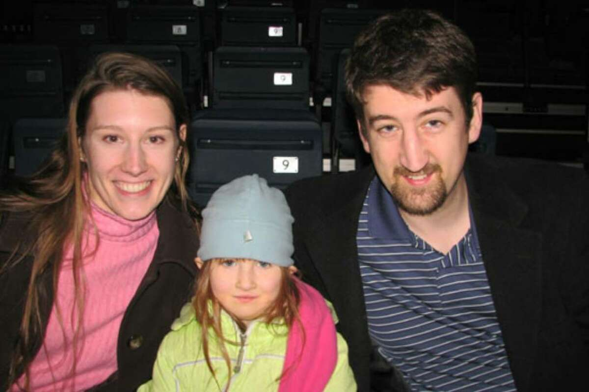 Were you seen at 2008 Dec. 18 Disney on Ice?