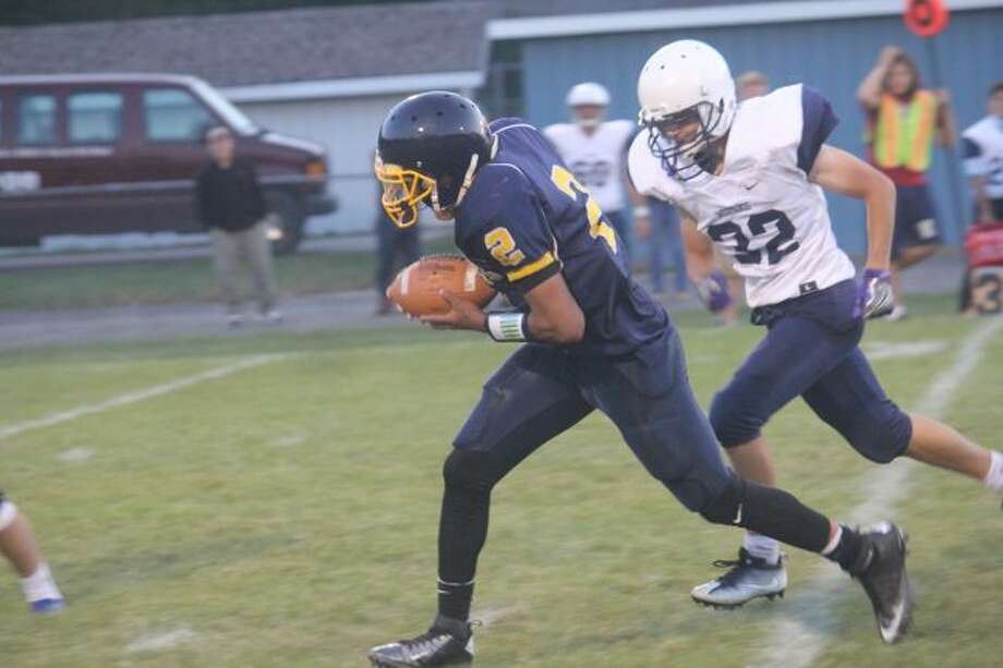Ahmad Goram hopes to have a big day against Bear Lake.