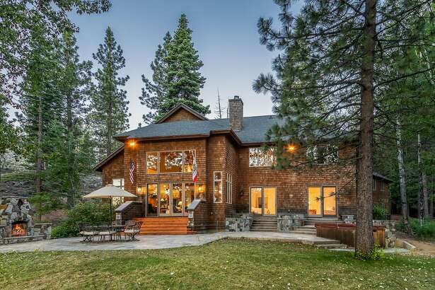 $3.9 million Emigrant Gap getaway for sale by UC Regents and Cal Aggie Alumni Association.