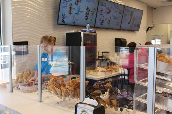 The newest opening is the return of Marble Slab Creamery in the old TCBY location on Wadley Ave. the ice cream shop opened Wednesday. Store hours are 11 a.m.-10 p.m. Mondays-Thursdays, 11 a.m-11 p.m. Fridays and Saturdays and noon-9 p.m. Sundays.
