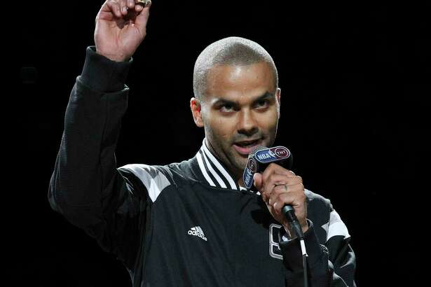 The Spurs will retire Tony Parker's No. 9 jersey on Nov. 11 when they host the Grizzlies.