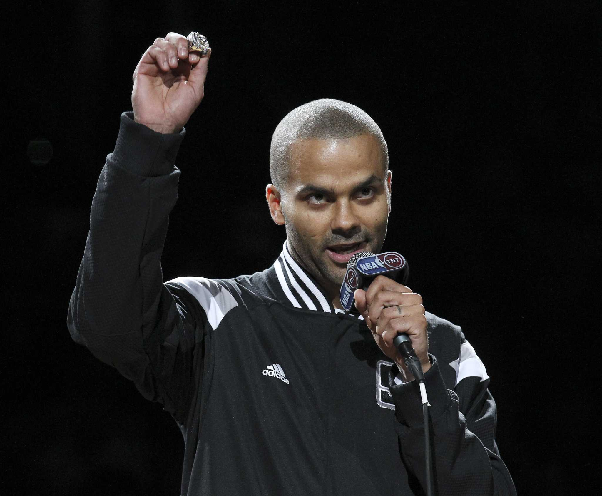 Spurs change time for Parker's retirement ceremony, game vs. Grizzlies