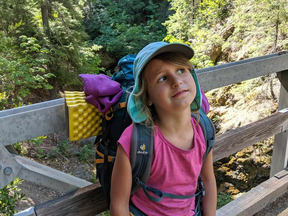 Backpacking in Northern California's Trinity Alps: The Stuart Fork Trail offered endless beauty and fun for a San Francisco family and friends in July 2019. Photo: Amy Graff