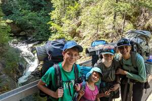 Backpacking in Northern California's Trinity Alps: The Stuart Fork Trail offered endless beauty and fun for a San Francisco family and friends in July 2019.