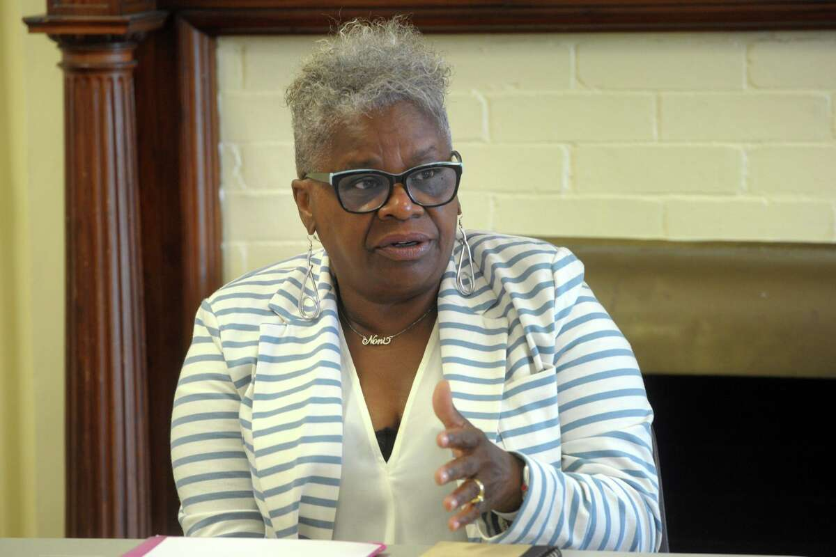 State Sen. Marilyn Moore, D-Bridgeport