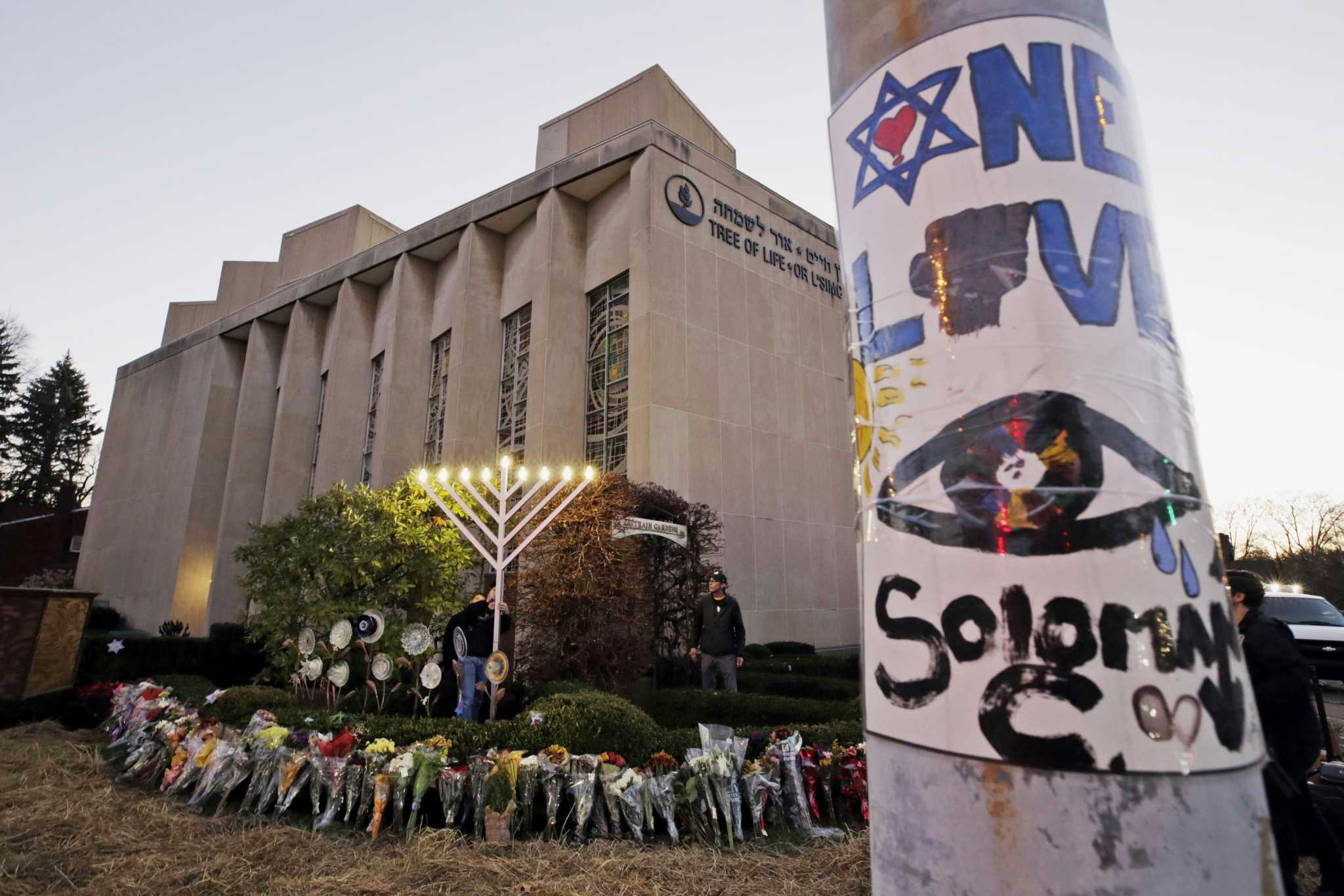 Saturday letters: Perspective on anti-Semitism