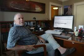 Alan Waltner decides to start taking his Social Security this week as he shows the SSI website he�s been browsing on his computer at home on Wednesday, Aug. 14, 2019, in San Francisco, Calif.