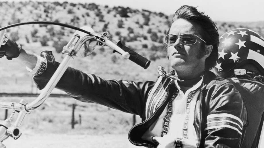 Counterculture icon, Peter Fonda, died on Friday from lung cancer. He was 79. Photo: Variety