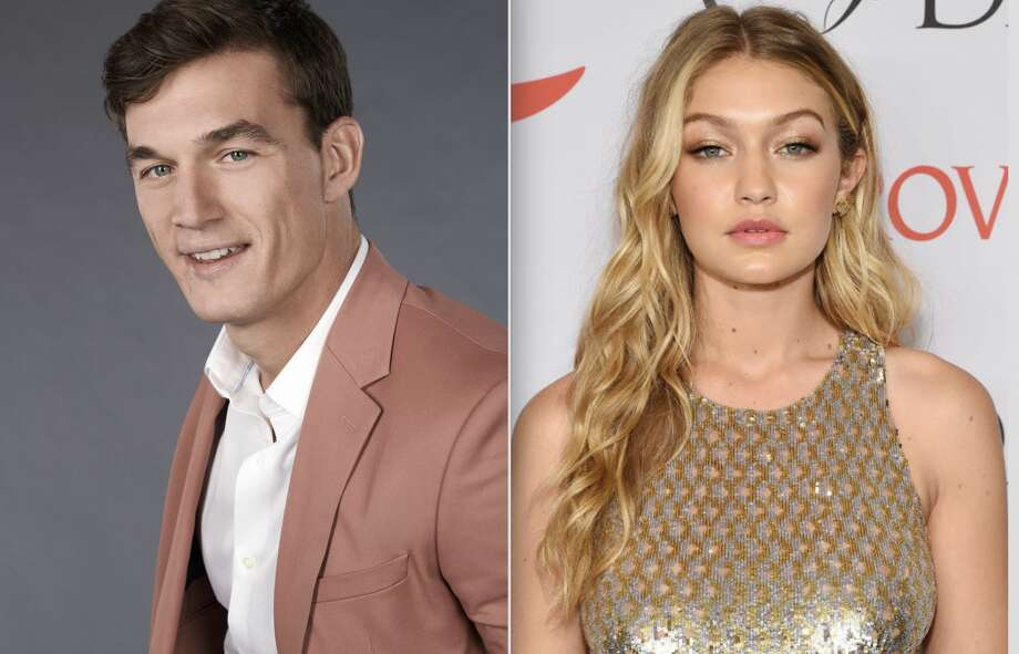 "Fashion model Gigi Hadid and former ""Bachelorette"" contestant Tyler Cameron were spotted Thursday, Aug. 15, 2019, in Malta, N.Y. Photo: Getty Images"