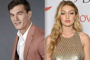 """Fashion model Gigi Hadid and former """"Bachelorette"""" contestant Tyler Cameron were spotted Thursday, Aug. 15, 2019, in Malta, N.Y."""