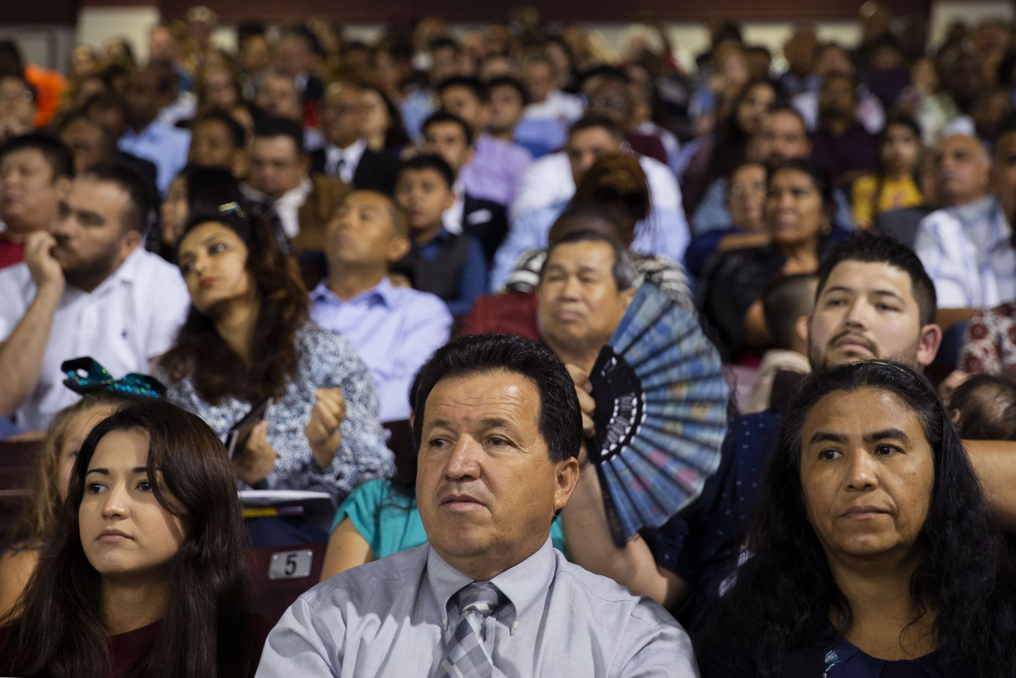 Immigrants applying for citizenship in Houston face high