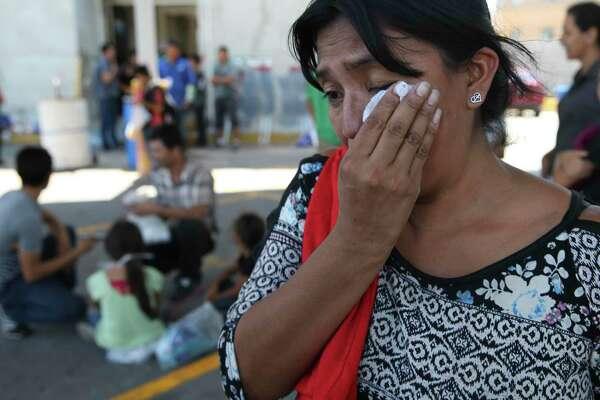 Sent back to dangerous border cities, migrants feel like
