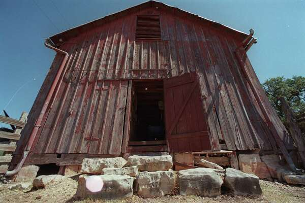 The barn on the Classen Ranch is one of the original structures William Classen built when he purchased 10,000 acres just north of what is now Loop 1604. William was the son of Johann and Maria Classen, who emigrated from Germany to Bexar County in 1856.