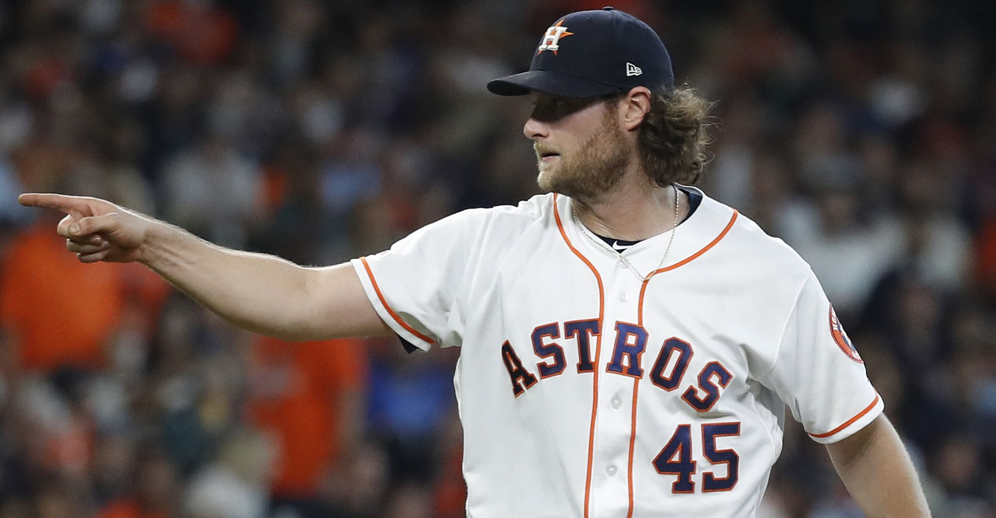 Astros injury report: Update on Gerrit Cole